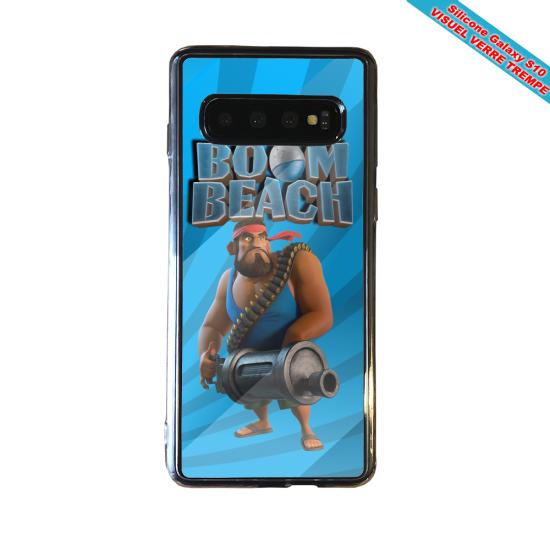 Coque silicone Iphone 12 Fan de Ligue 1 Metz cosmic