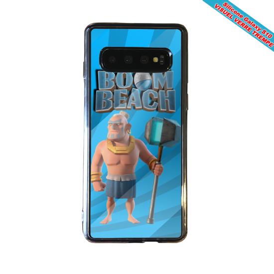 Coque silicone Iphone 12 Fan de Ligue 1 Monaco cosmic