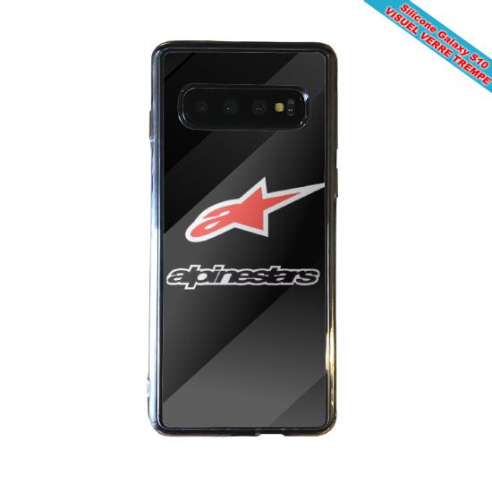 Coque silicone Iphone 12 Fan de Ligue 1 St-Etienne cosmic
