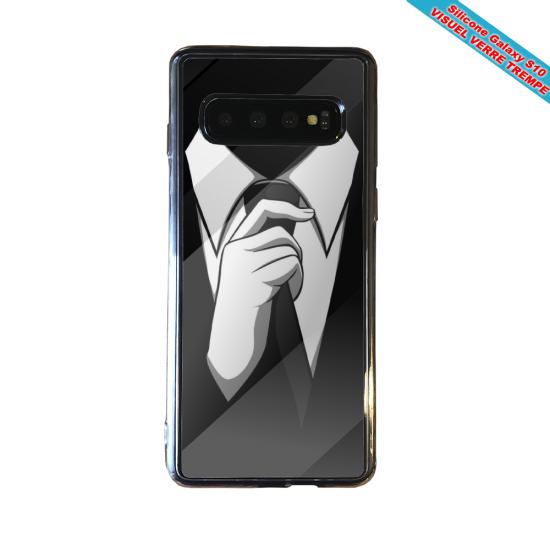 Coque silicone Iphone 12 Fan de Ligue 1 Strasbourg cosmic