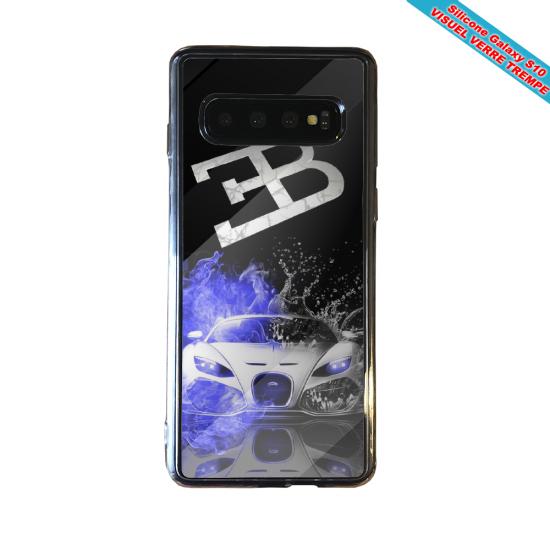 Coque silicone Iphone 12 Fan de Ligue 1 Angers splatter