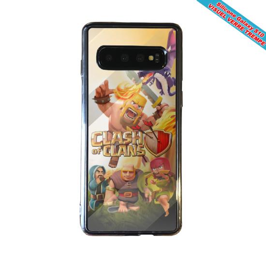 Coque silicone Iphone 12 Fan de Ligue 1 Bordeaux splatter