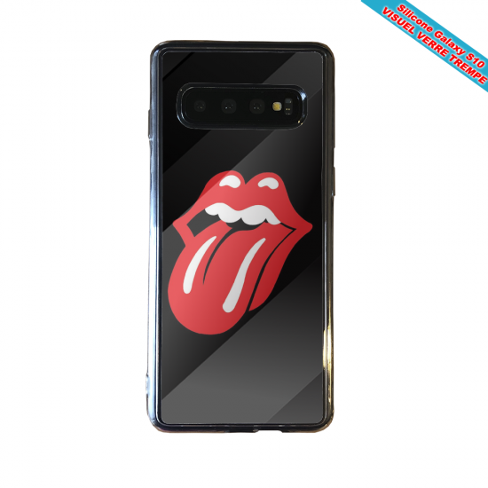 Coque silicone Iphone 12 Fan de Ligue 1 Montpellier splatter
