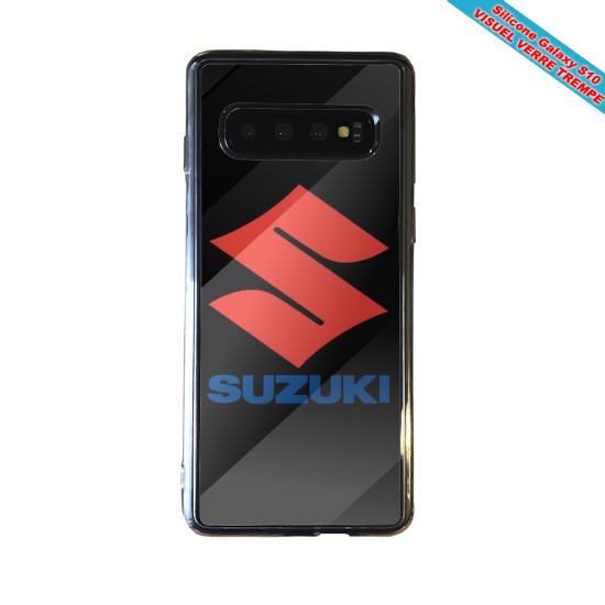 Coque silicone Iphone 12 Fan de Ligue 1 Reims splatter