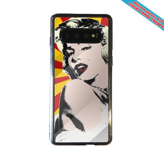 Coque silicone Iphone 12 Fan de Ligue 1 Toulouse splatter