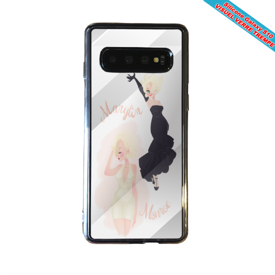 Coque silicone Iphone 12 Fan de Sigma Overwatch