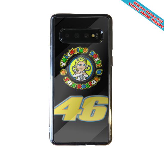Coque silicone Iphone 12 Fan de Rugby Agen fury