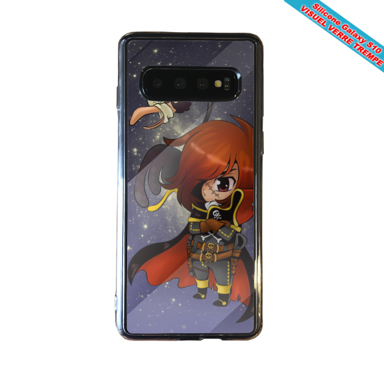 Coque silicone Iphone 12 Fan de Rugby Clermont fury
