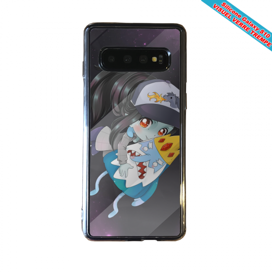 Coque silicone Iphone 12 Fan de Rugby Montpellier fury