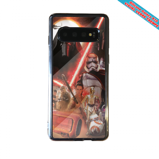 Coque silicone Iphone 12 Fan d'Overwatch Ashe super hero