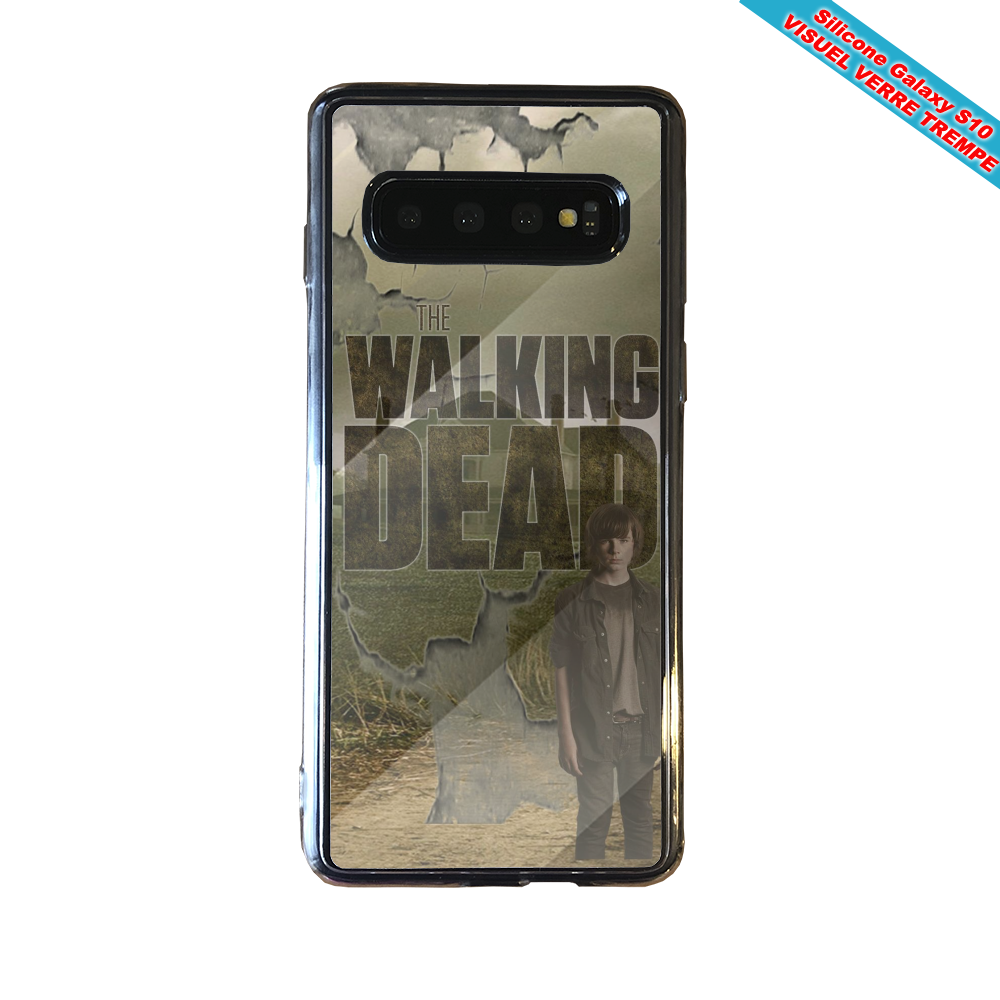 Coque silicone Iphone 12 Fan d'Overwatch Bastion super hero