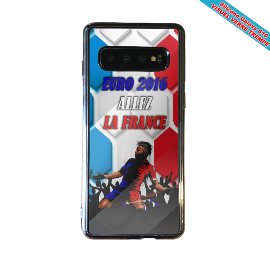 Coque silicone Iphone 12 Fan d'Overwatch Bouldozer super hero
