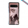 Coque silicone Iphone 12 Fan d'Overwatch Chacal super hero