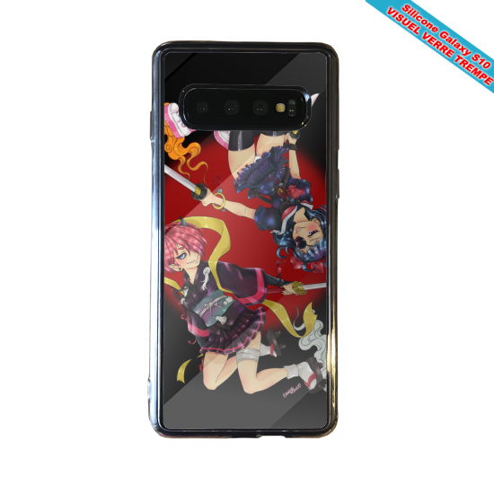 Coque silicone Iphone 12 Fan d'Overwatch Doomfist super hero
