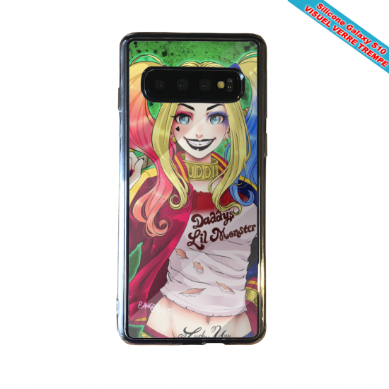Coque silicone Iphone 12 Fan d'Overwatch Fatale super hero
