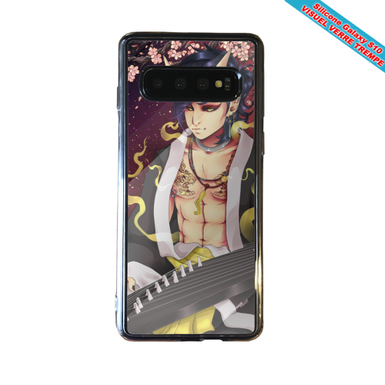 Coque silicone Iphone 12 Fan d'Overwatch Faucheur super hero