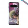 Coque silicone Iphone 12 Fan d'Overwatch Genji super hero