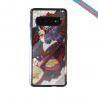 Coque silicone Iphone 12 Fan d'Overwatch Hanzo super hero