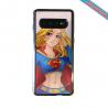 Coque silicone Iphone 12 Fan d'Overwatch Lúcio super hero
