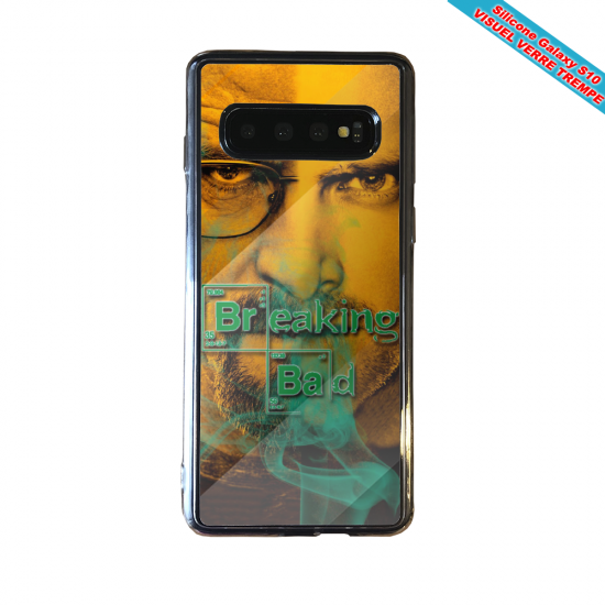 Coque silicone Iphone 12 Fan d'Overwatch Sigma super hero