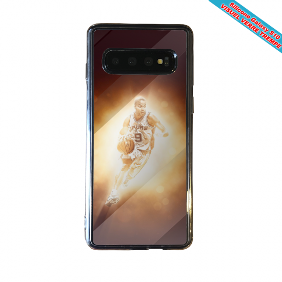 Coque silicone Iphone 12 Fan d'Overwatch Sombra super hero