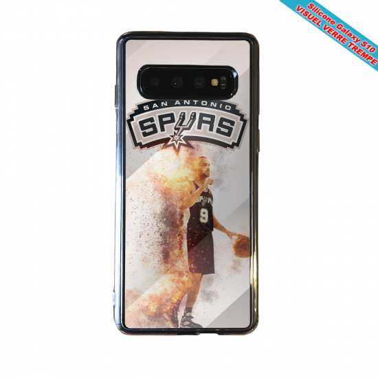 Coque silicone Iphone 12 Fan d'Overwatch Symmetra super hero