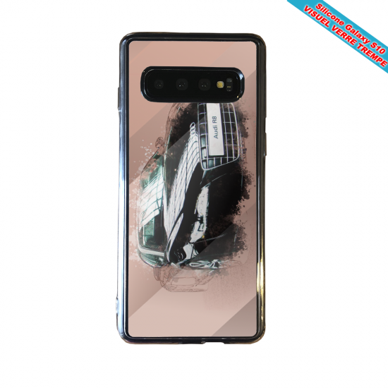 Coque silicone Iphone 12 Fan d'Overwatch Tracer super hero