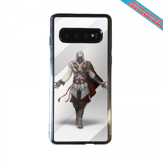 Coque silicone Iphone 12 Yoga Papillon