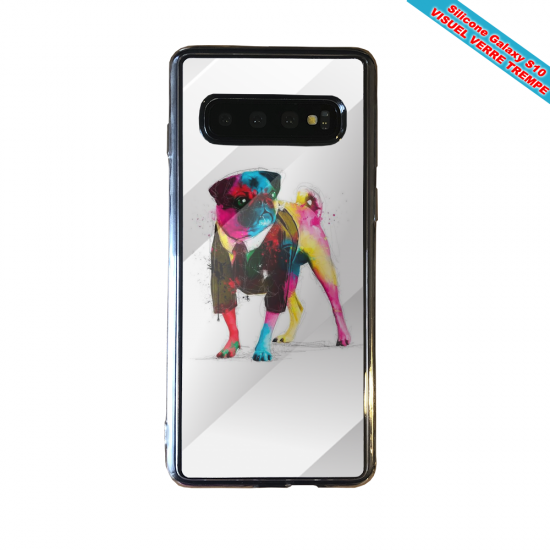 Coque silicone Iphone 12 Summer party