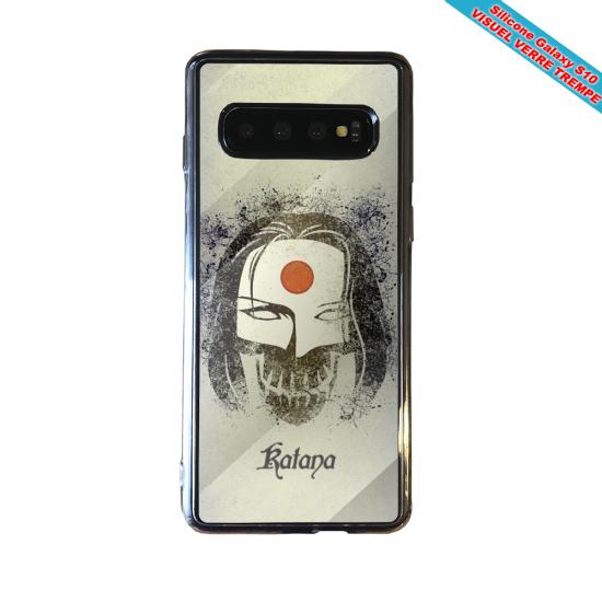 Coque silicone Iphone 12 PRO Fan d'Overwatch Hanzo super hero