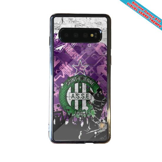 Coque silicone Iphone 12 PRO Fan d'Overwatch Sombra super hero