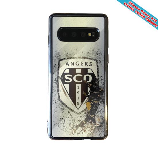 Coque silicone Iphone 12 PRO Fan d'Overwatch Torbjörn super hero