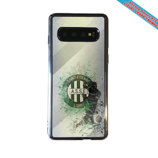 Coque silicone Iphone 12 PRO Fan d'Overwatch Reinhardt super hero