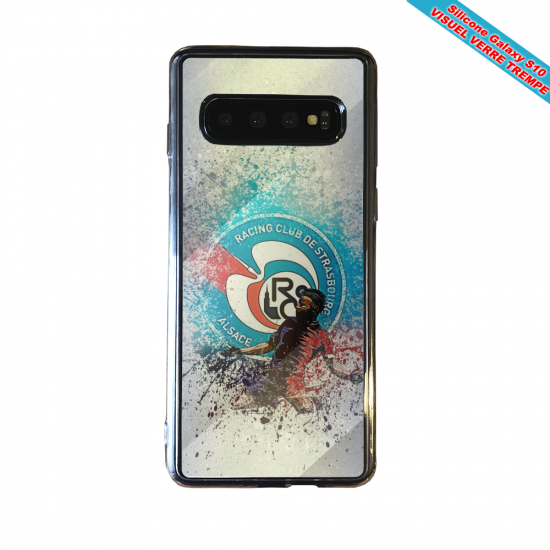 Coque silicone Iphone 12 PRO Fan d'Overwatch Tracer super hero