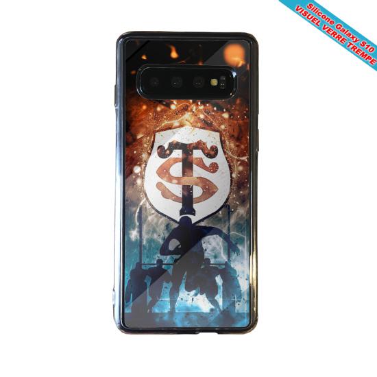 Coque silicone Iphone 12 PRO Flamant rose