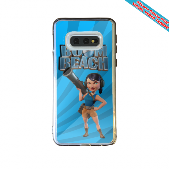 Coque silicone Iphone 12 PRO Fan d'Overwatch McCree super hero