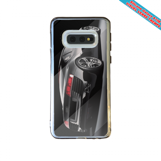 Coque silicone Iphone 12 PRO Fan d'Overwatch D.Va super hero