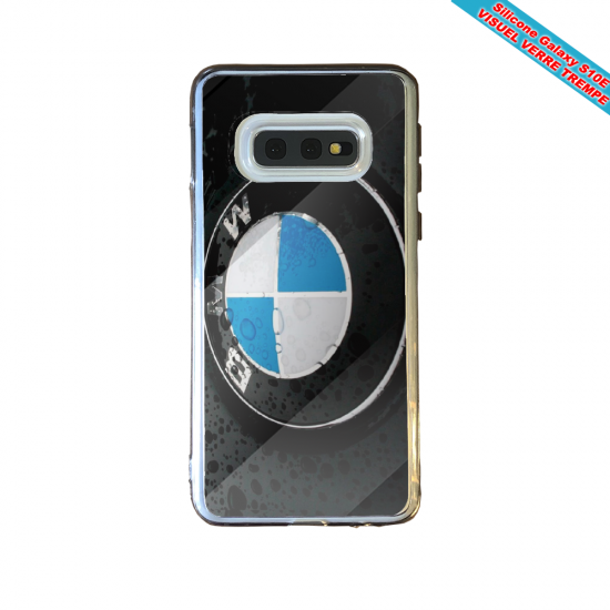 Coque silicone Iphone 12 PRO Fan d'Overwatch Baptiste super hero