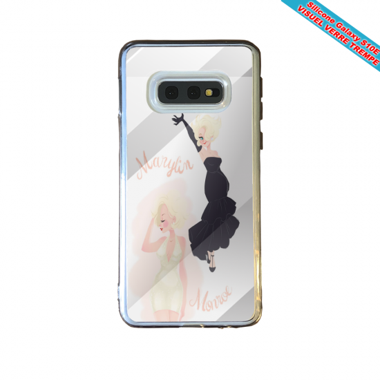 Coque silicone Iphone 12 PRO Fan d'Overwatch Ashe super hero