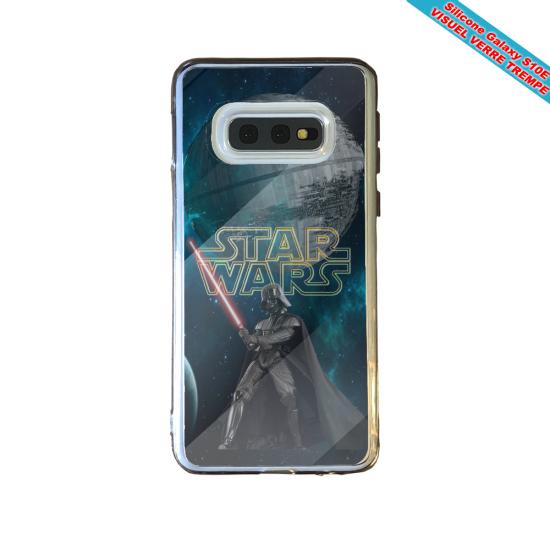 Coque silicone Iphone 12 PRO Fan d'Overwatch Brigitte super hero