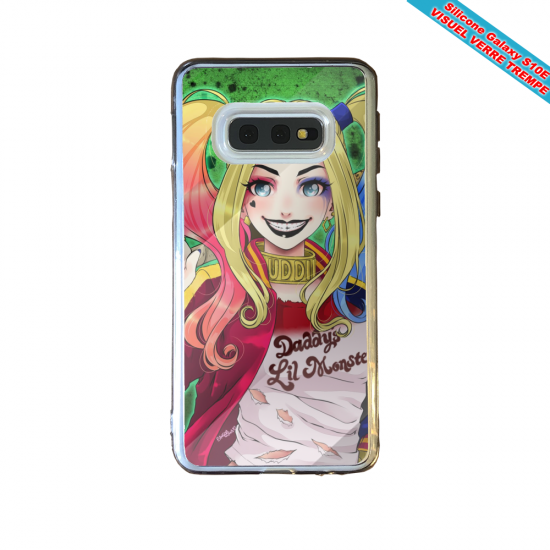 Coque silicone Iphone 12 PRO Fan d'Overwatch Chacal super hero