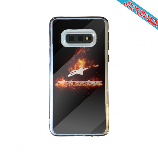 Coque silicone Iphone 12 PRO Fan d'Overwatch Faucheur super hero