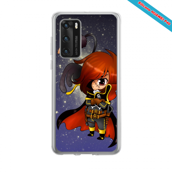 Coque silicone Iphone 12 PRO MAX Fan d'Overwatch Ange super hero