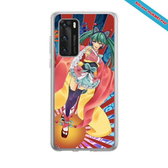 Coque silicone Iphone 12 PRO MAX Fan d'Overwatch Bastion super hero