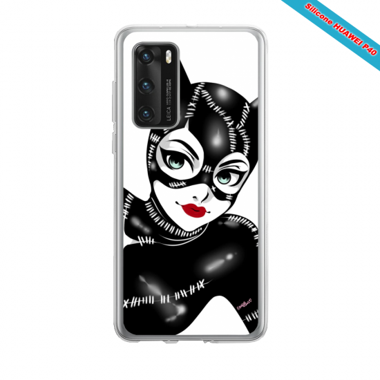 Coque silicone Iphone 12 PRO MAX Fan d'Overwatch Bouldozer super hero
