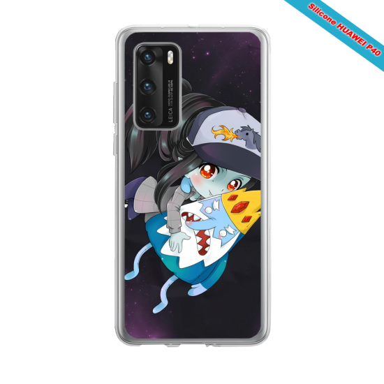 Coque silicone Iphone 12 PRO MAX Fan d'Overwatch Choppeur super hero