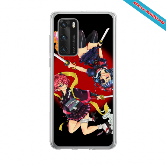 Coque silicone Iphone 12 PRO MAX Fan d'Overwatch Doomfist super hero