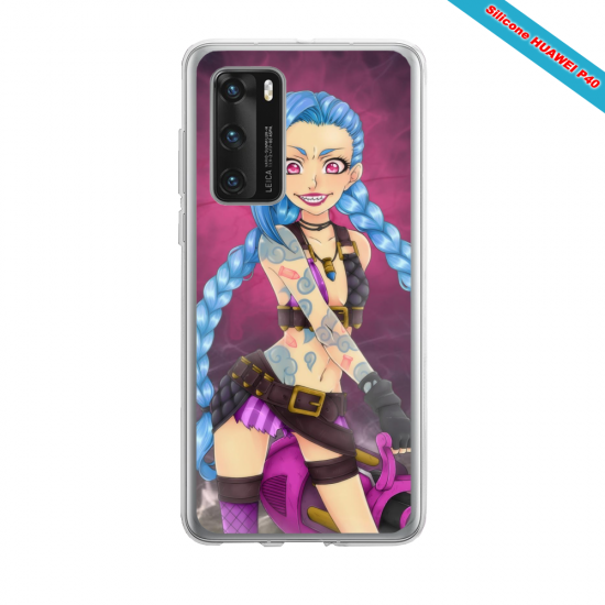 Coque silicone Iphone 12 PRO MAX Fan d'Overwatch Genji super hero