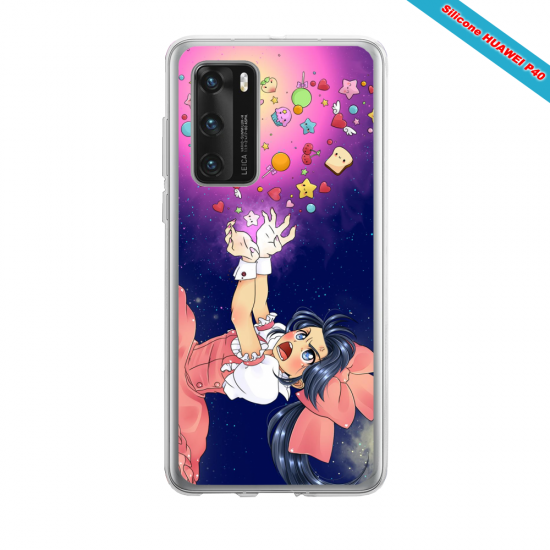 Coque silicone Iphone 12 PRO MAX Fan d'Overwatch Hanzo super hero