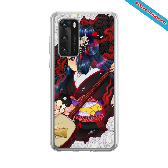 Coque silicone Iphone 12 PRO MAX Fan d'Overwatch Reinhardt super hero